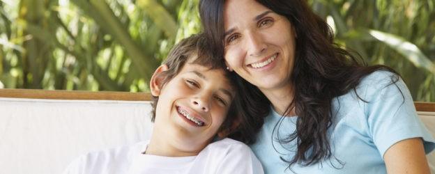 مزایای ارتودنسی کودکان و والدین به صورت همزمان